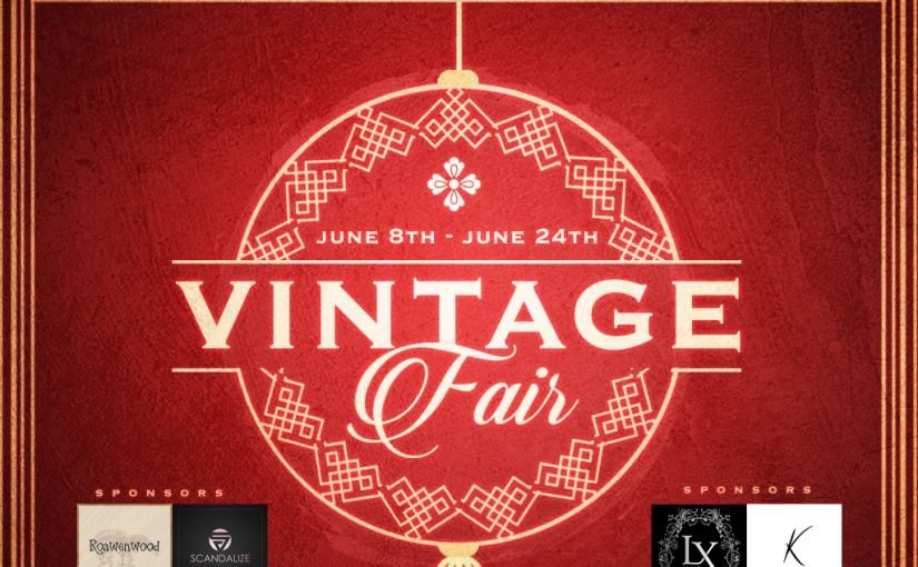 The 2018 Vintage Fair Presented by Culprit & Pale GirlProductions