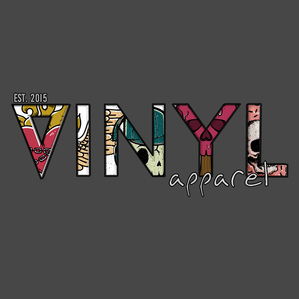 vinyl apparel square logo 2018